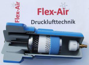 Druckluft, Filter